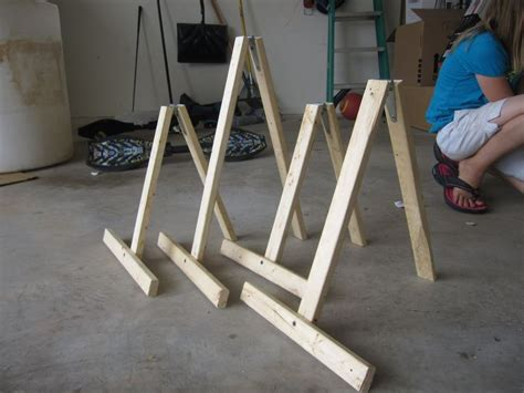 painting easel diy woodworking projects plans