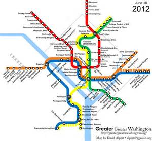 Dc Map With Metro Stops by Evolution Of Metrorail Animation Now With Rush Plus