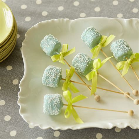 Marshmallow Rattle Recipe   Hallmark Ideas & Inspiration