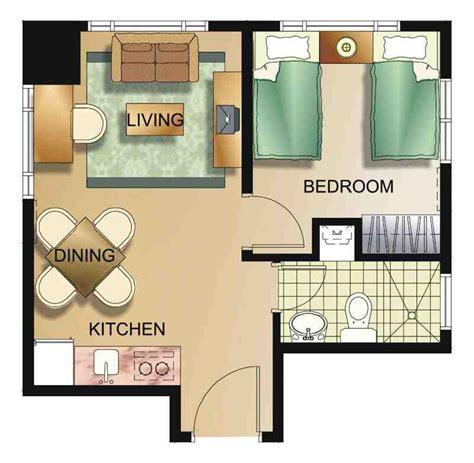 condo layout one archers place condominium taft avenue manila