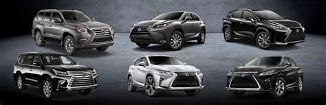 lexus lineup lexus suv lineup new 2017 lexus suv sales in haverford pa