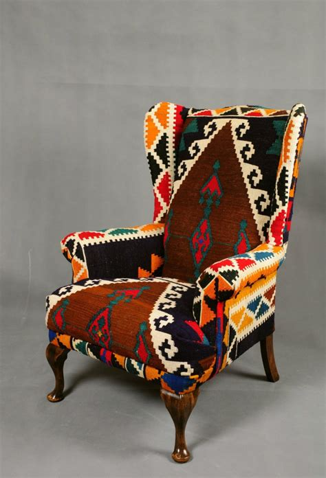 stuhl patchwork 17 best images about wingback chairs on