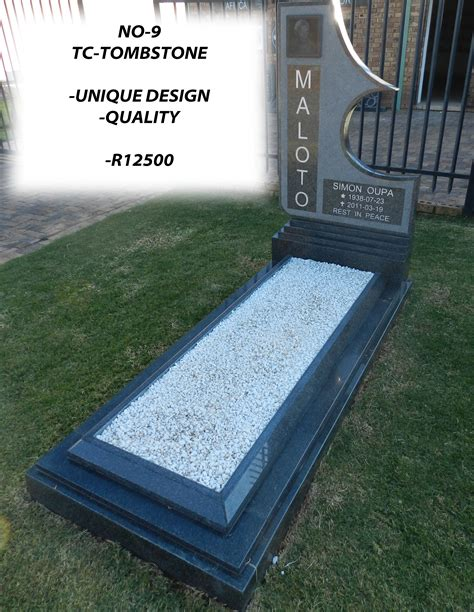catalogue tombstones for africa