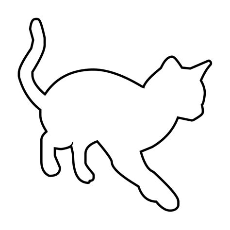 Two Cats Outline by Figuring Out Your Feline S Feelings Petsblogs