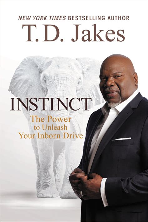 to the bishop books instinct by t d jakes a book review