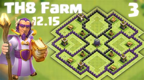 th8 layout new update th8 farming base new update anti everything th