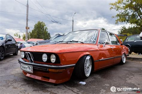 Auto Tuning Bmw by Bmw E12 520 Tuning