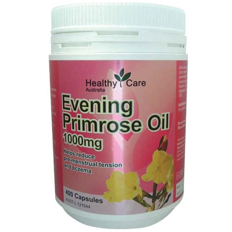 Healthy Care Calsium 400 Capsule healthy care evening primrose 1000mg 400 capsules from my chemist