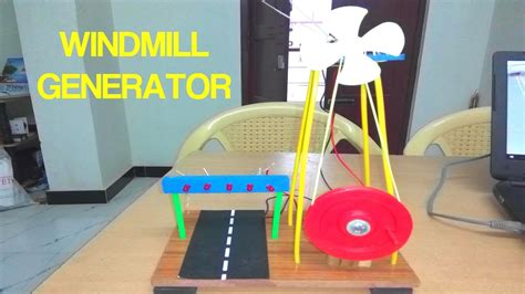 how to make windmill at home easy free energy