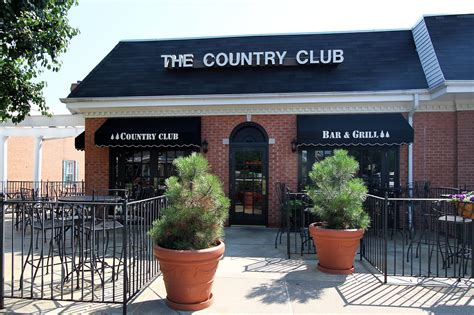 country buffets country club bar grill