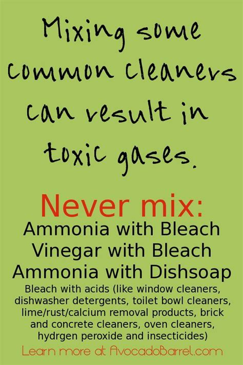 mix this with the other cleaning with safety cleaning with