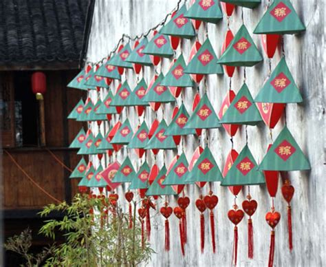 the dragon boat festival english people s daily online - Dragon Boat Festival Decorations