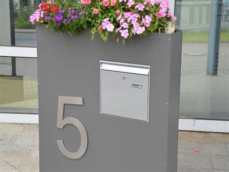 briefkasten stele briefkasten stele briefkastenstelen metallmoebel24