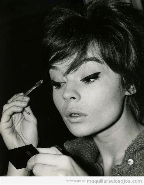 imagenes vintage maquillaje a 241 os 60 archivos maquillarse los ojos
