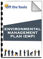environmental management program template management plan templates the tools