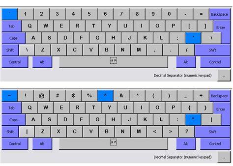 keyboard layout canadian multilingual standard die internationalen tastaturbelegungen