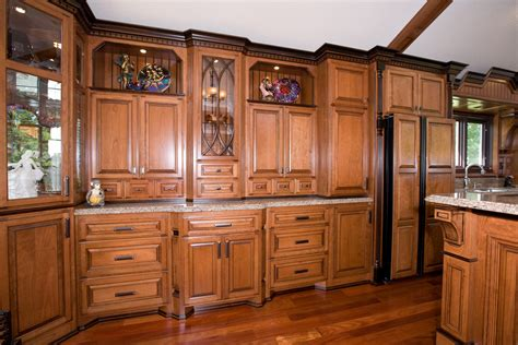 Fashioned Kitchen Cabinets craftsman collection simple arts and crafts styles