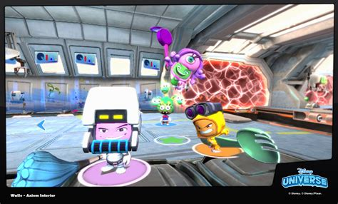 Wall E Review And Trailer by Disney Universe Trailer Images Showcase The World Of Wall E