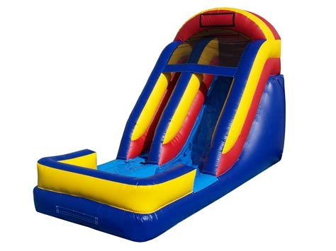 water slide bounce house inflatable water slides
