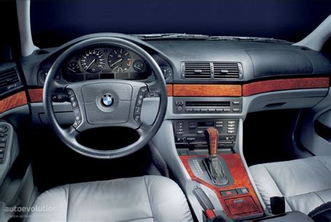 Stock Interiors by Bmw E39 View Of Stock Interior Dash And Console With Gray