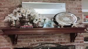 Wonderful Decorating Ideas Fireplace Mantel #1: Brick-fireplace-mantel-decorating-ideas-fireplace-wall-decorating-ideas-1763bbe33d806c05.jpg