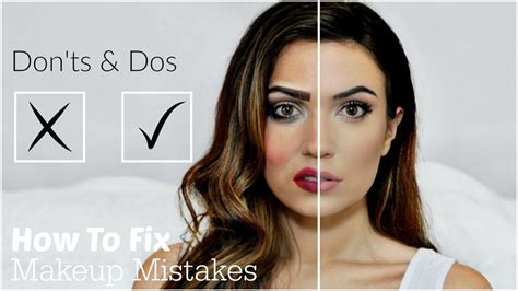 8 Classic Make Up Mistakes To Avoid by Makeup Mistakes To Avoid Do S And Don Ts Last Chapter