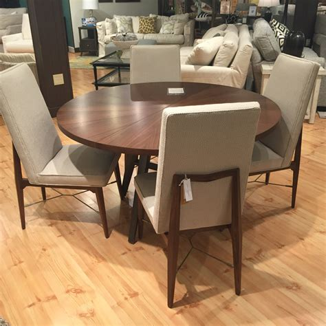 Hickory Park Furniture by Table And Chairs Crf Dintab 003 Crf Sidcha 003 Schnadig