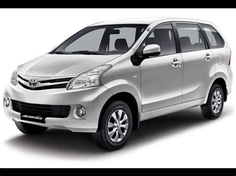 toyota avanza  review youtube