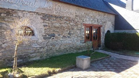restaurant la grange roquetoire la grange 224 lary tourissima