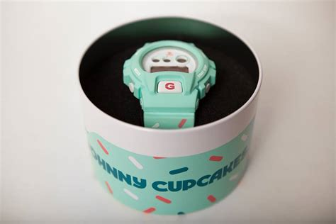 G Shock X Johnny Cupcakes gdx6900jc 3 casio g shock johnny cupcakes collaboration
