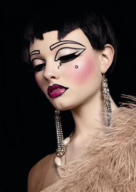 beauty garde avant garde beauty make up and hair pinterest