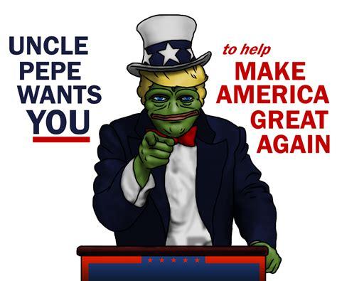 Trump Pepe Memes - uncle pepe pepe 4 trump