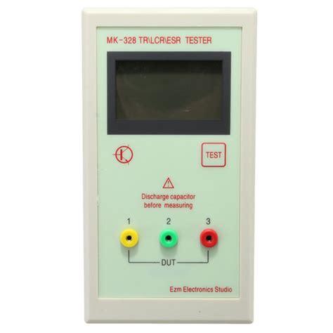 transistor tester capacitor esr inductance resistor lcr meter daniu mk 328 transistor tester capacitor esr inductance resistor meter lcr npn pnp mos sale