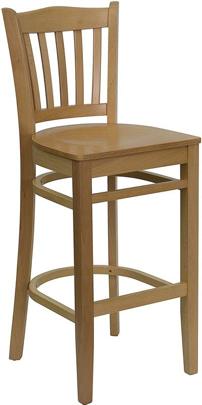 vertical slat wood bar stool for sale restaurant barstools wood bar stool in bar stools style hercules natural wood vertical slat back wooden restaurant