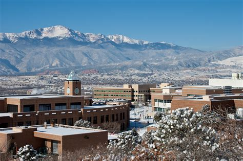 Mba Colorado by Photos Of The Week Uccs Communique