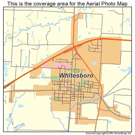 whitesboro texas map whitesboro tx