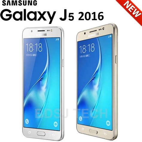 samsung galaxy j5 2016 16gb 5 2 quot 4g 13mp dual sim gsm unlocked phone j510u ds ebay