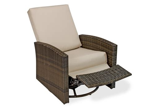 swivel cing chair glider rocker patio furniture chicpeastudio