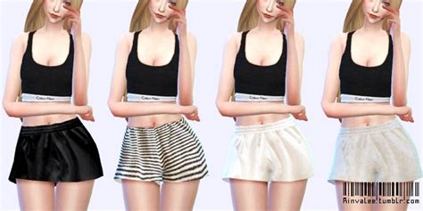 Shortpants Ripped Oldnavy 3 4 1 kpop simmer the sims 4 cc finds and kpop rinvalee
