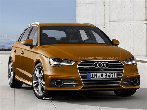 Audi A3 Facelift Scheinwerfer by Renders 2016 A3 Facelift Germancarforum