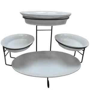 5 tier buffet server tiered buffet server 5 set