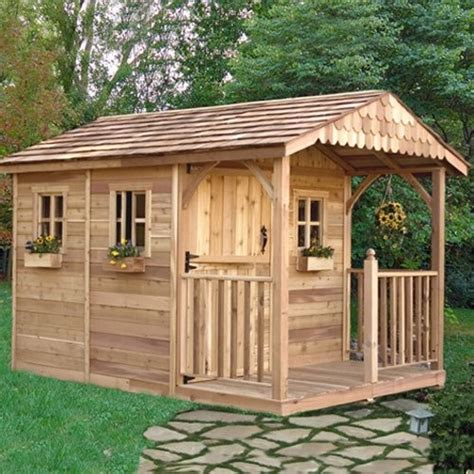A Garden Shed Outdoor Living Today Sr812 Santa Rosa 8 X 12 Ft Garden