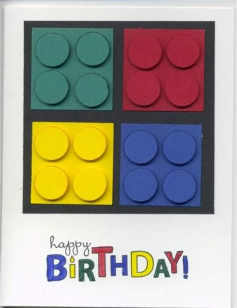 Boy Lego Birthday Card Template Word by Pin By Kerri Helm On Greetings And Salutations