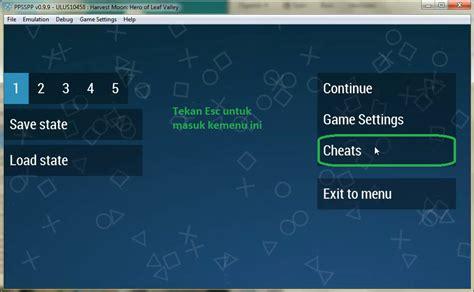 cara membuat cheat game xshot cara cheat game psp untuk stamina tidak pernah habis di