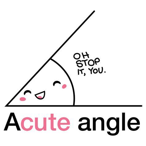 Acute Angles by Acute Angle T Shirt Snorgtees