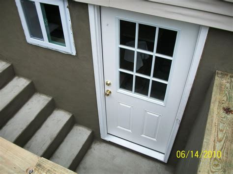 Bilco Basement Doors by Billco Doors Concrete Pad For Bilco Door