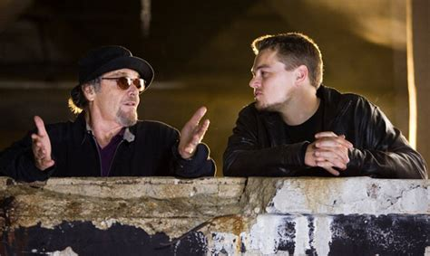 film gangster leonardo dicaprio how x marked the spot for martin scorsese in the departed