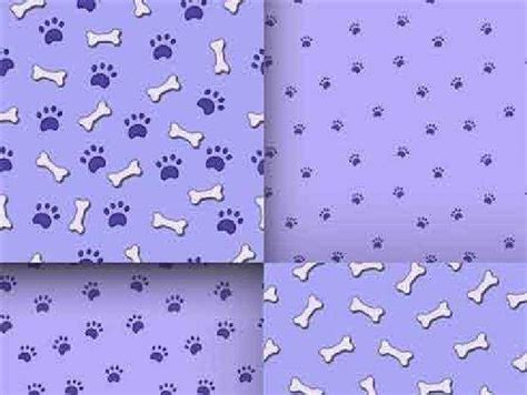 seamless pattern plugin 1701230 seamless pattern with paws and bones 16 eps free