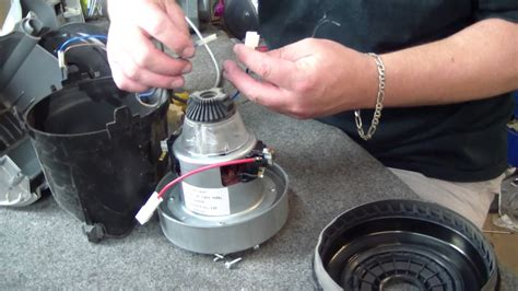 dyson motor repair how to change a dyson dc08 vacuum cleaner motor in