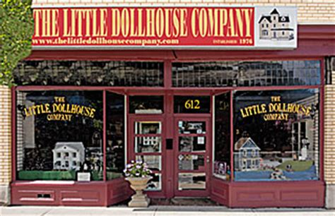 the doll house toronto the little dollhouse company full service store in toronto